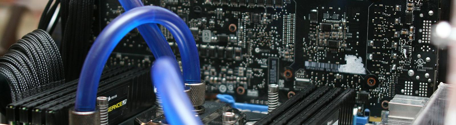 Erstklassige Hardware